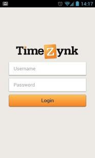 TimeZynk Pro- screenshot thumbnail