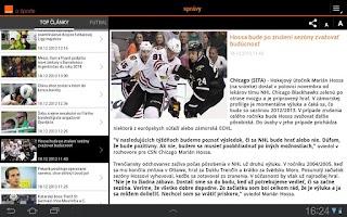 Screenshot of osporte.sk