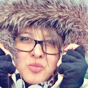 Last winter days... by Явор Янев - People Portraits of Women