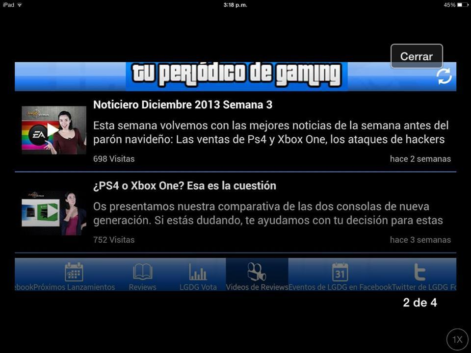 La Guerra del Gaming - screenshot