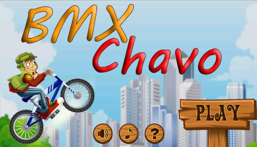 el chavo BMX Game