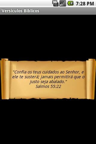 versículos bíblicos- screenshot
