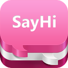 Bubble Style for SayHi Dating icon