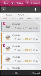 LG System Air Conditioner - screenshot thumbnail