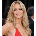 Jennifer Lawrence Fan App icon