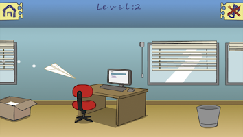 Screenshot of Airplanes Games Plane Paper