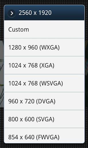 Reduce Photo Size screenshot