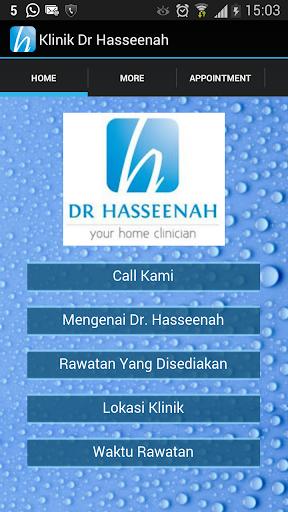 Klinik Dr Hasseenah