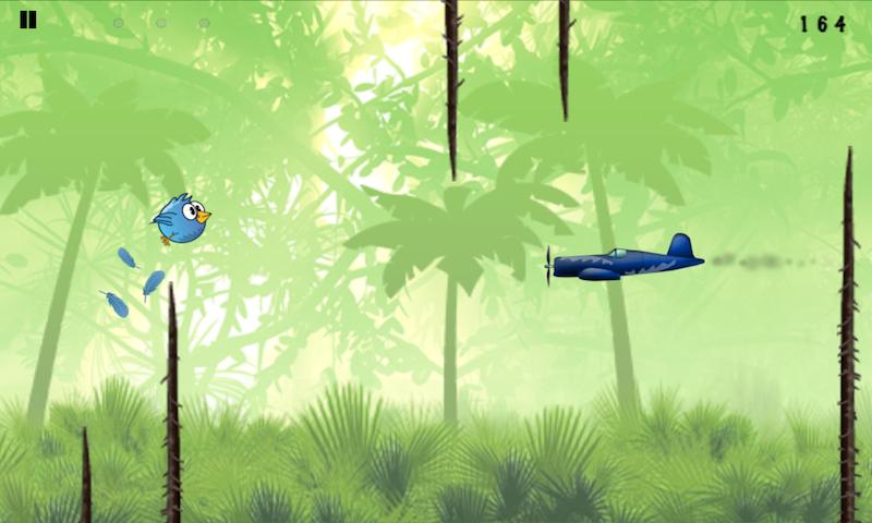 Line Birds - screenshot