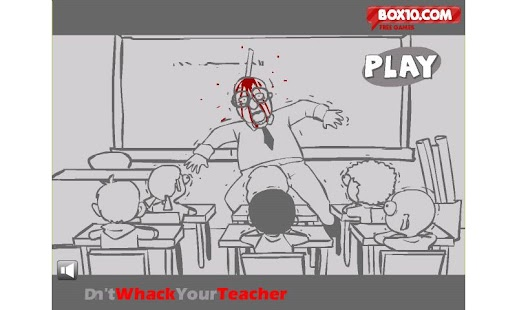 Whack Your Teacher 18+ - screenshot thumbnail