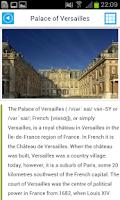 Screenshot of Paris Offline Map for Tourists