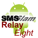 SMSlamRelayEight logo