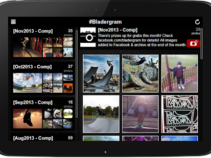 Bladergram - screenshot thumbnail