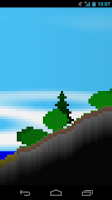 Screenshot of Terra Live Wallpaper Lite