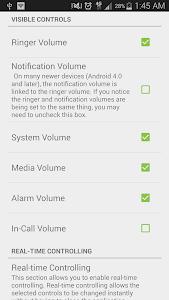 Volume Control Plus v3.0.6 (Pro)
