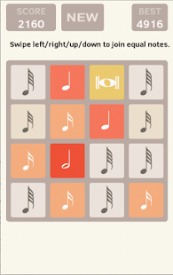 Tie Notes 2048 Music