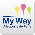 My Way Aéroports de Paris logo