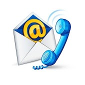 Push Contacts to E-mail