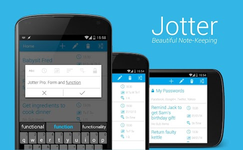 Jotter - Beautiful Notekeeping v1.4
