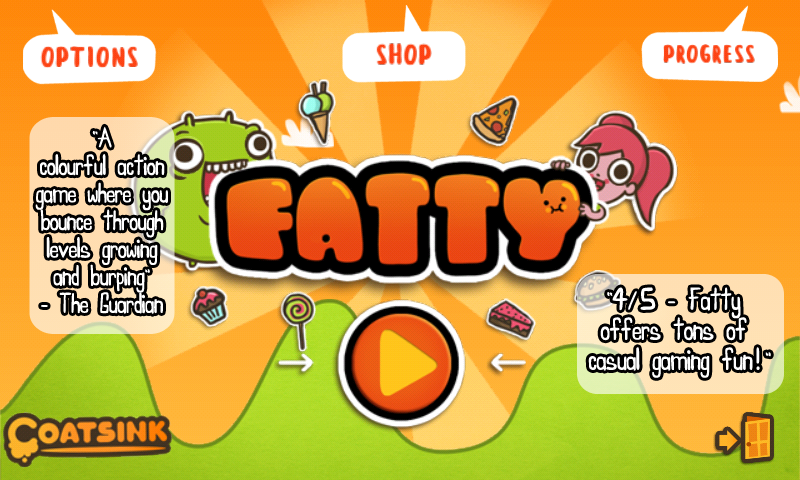 Fatty- screenshot