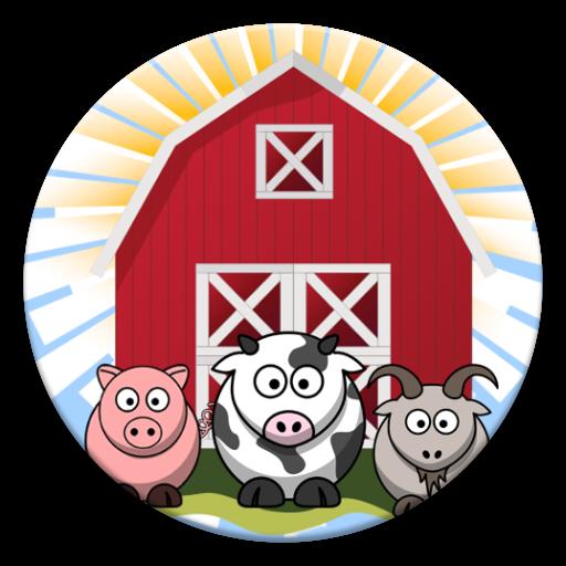 農場動物- 聽起來 娛樂 App LOGO-硬是要APP