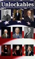 Screenshot of Presidents Quiz