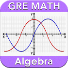 GRE Math : Algebra Review Lite icon
