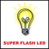 Lanterna LED Flash com Bussola