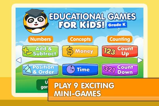 Educational Games - Math