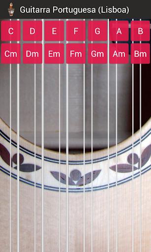 Portuguese Guitar - Coimbra