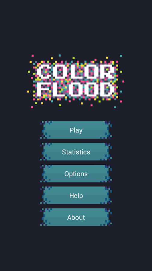 Color Flood - screenshot