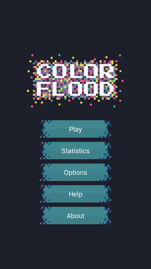 Color Flood - screenshot