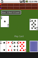 Screenshot of Cribbage (ad supported)