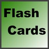 Flash Cards Math Level 2