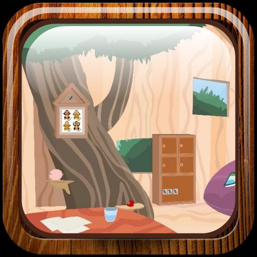 ツリーハウスからの脱出 解謎 App LOGO-硬是要APP