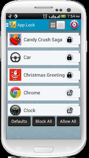 【免費工具App】App Lock : Lock Apps-APP點子