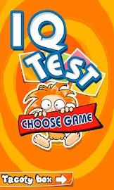 IQ Test -memory&logical puzzle Screenshot 1