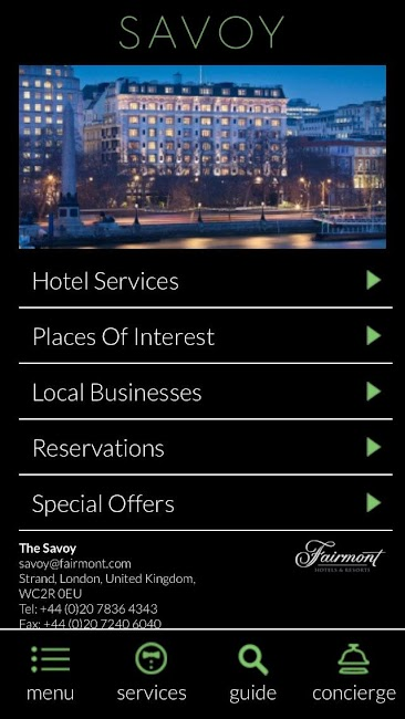 #6. Guest Services Worldwide (Android)