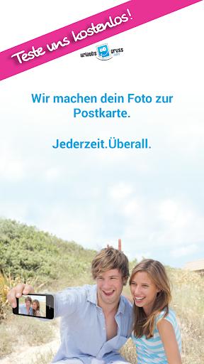 Urlaubsgruss - PostkartenApp