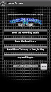 FreeStyle Recorder HDA FREE - screenshot thumbnail