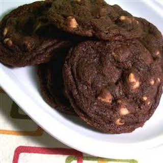 Chewy Chocolate Peanut Butter Chip Cookies.