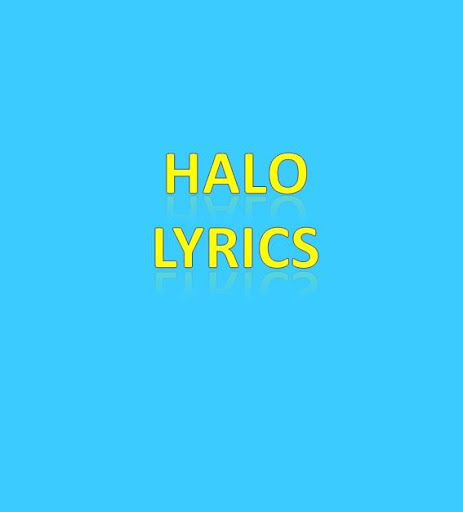 Halo Lyrics