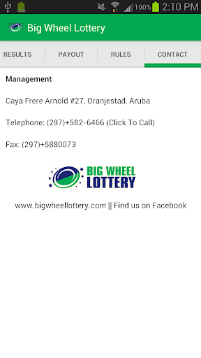 【免費財經App】Big Wheel Lottery-APP點子