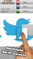 Screenshot of Logo Puzzle Quiz