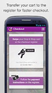Stop & Shop SCAN IT! Mobile screenshot 4
