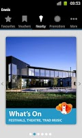 Screenshot of Ennis App