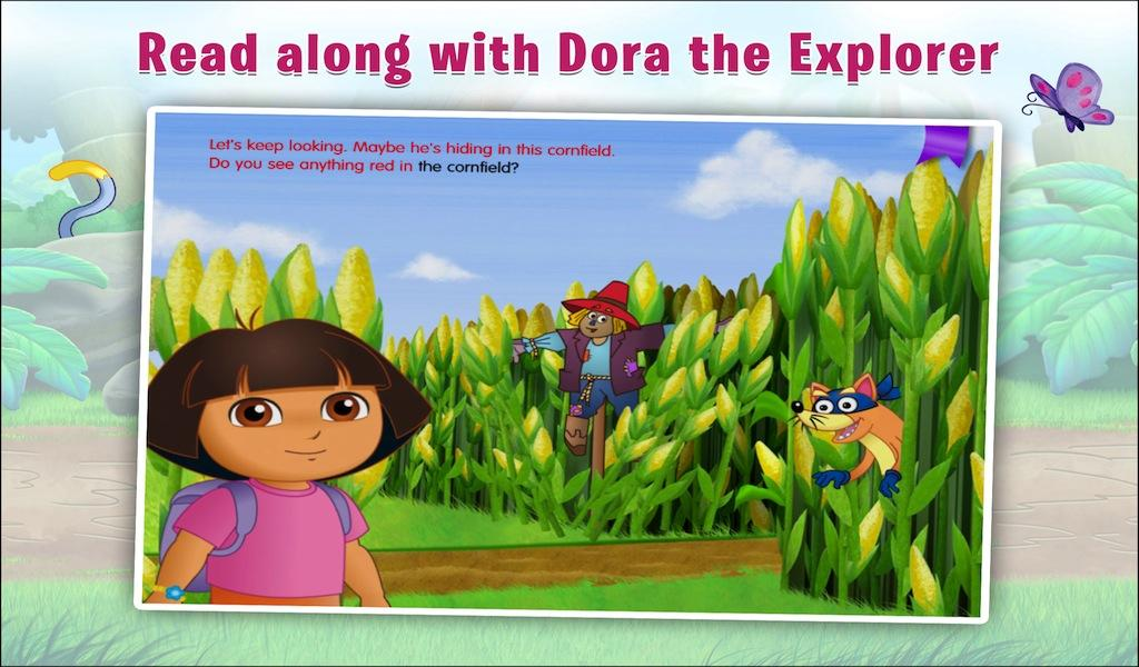 dora skywriting app android