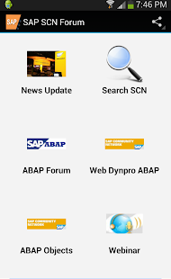 SAP SCN- screenshot thumbnail