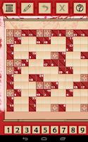 Screenshot of Kakuro Free: Number Crosswords