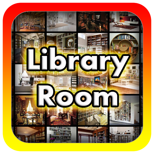 Library room design ideas app app for Take a picture of a room and design it app